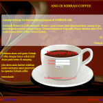 coffee login page hotspot